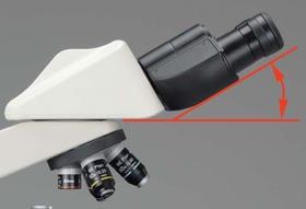 30 degree eyepiece tube